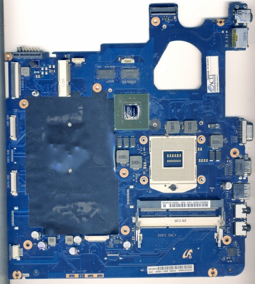 Материнская плата SCALA3-15CRV / BA41-02097A для ноутбука SAMSUNG NP300E5 серий,  NP300V5A