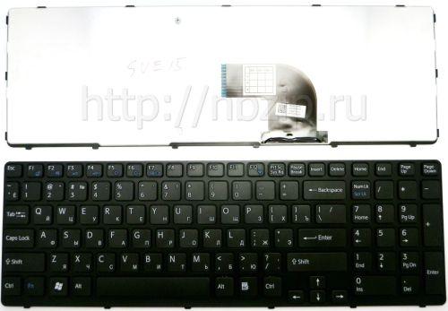 Клавиатура ноутбука Sony Vaio E15, E17, SVE15, SVE17