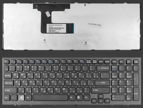 Клавиатура ноутбука Sony Vaio VPC-EL VPCEL VPCEL1E1R VPCEL2S1R VPCEL3S1R