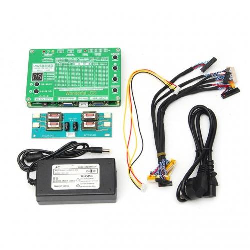 Тестер матриц T-60s для ноутбуков и телевизоров 5.6-84 inch LVDS