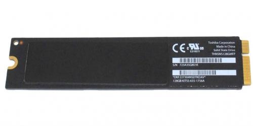 THNSNS128GMFP SSD накопитель 128GB для ноутбука Apple MacBook Air 11 13