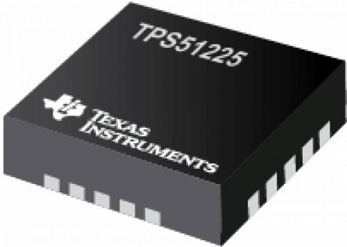 TPS51225 ШИМ-контроллер Texas Instruments QFN-20
