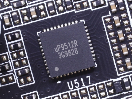 uP9512R PWM controller - uPI Semiconductor