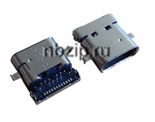 Разъем USB-C для ноутбука Xiaomi Air , Dell XPS 13 , Asus