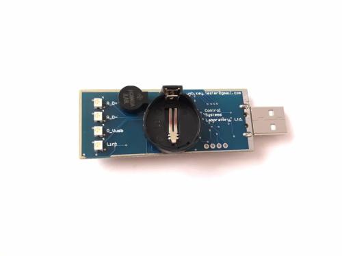 USB тестер для диагностики ноутбука и компьютера