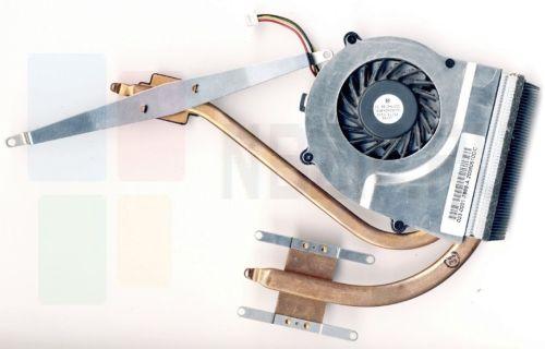 Система охлаждения в сборе для ноутбука Sony VGN-CR