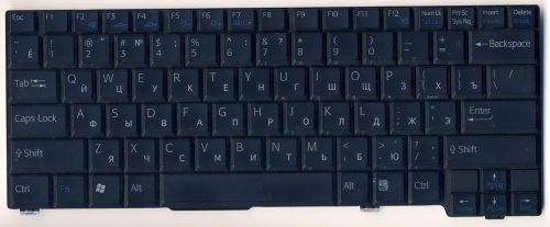 Клавиатура для ноутбука Sony VAIO VGN-S , VGN-S2HRP