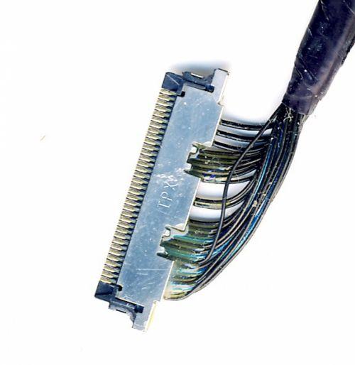 Шлейф матрицы Sony VGN-SZ