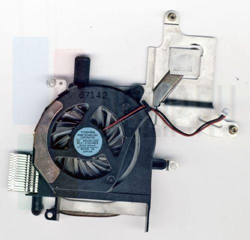 MCF-523PAM05 Система охлаждения для ноутбука: Sony Vaio VGN-SZ