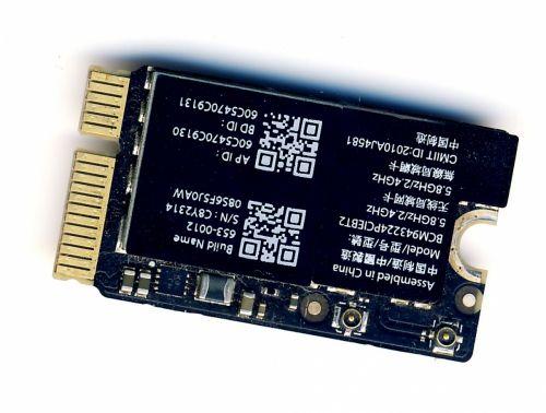 Модуль WiFi для MacBook Air A1465 / A1466 (2012)