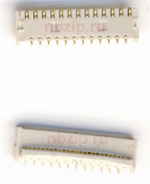 Межплатный разъем Asus X540U X541UA X540Y , разъем на доп. плату