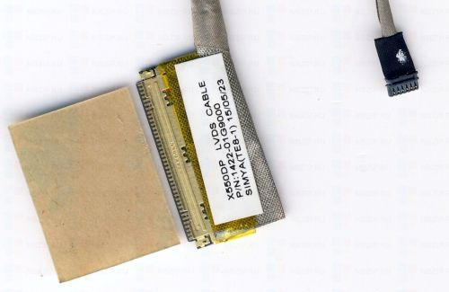 1422-01G9000 Шлейф матрицы Asus X550P, F550DP, K550DP, X550D