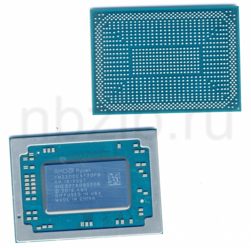 YM2200C4T20FB процессор AMD Ryzen 3 2200U 2.5GHz