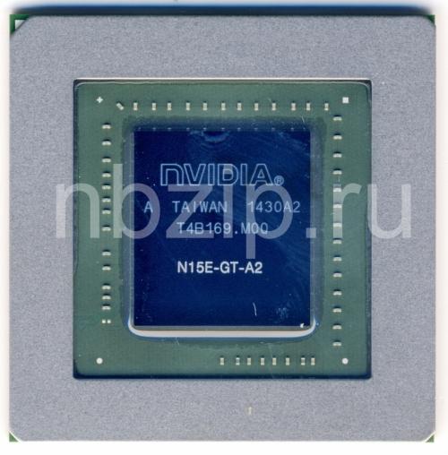 N15E-GT-A2 видеочип GeForce GTX 870M nVidia