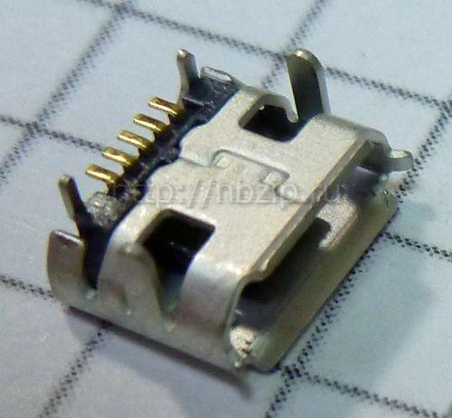разъем micro USB тип2
