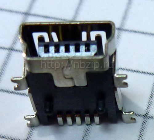 разъем mini USB тип5