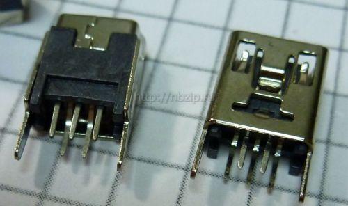 разъем mini USB тип6