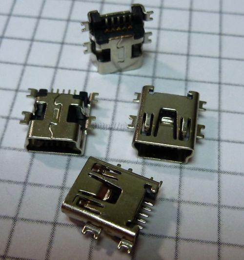 разъем micro USB тип7
