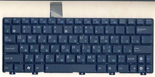 Клавиатура для ноутбука Asus Eee PC 1011, 1015, 1025