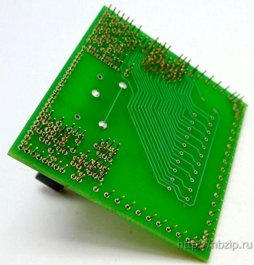 Тестер сокета Intel 988 989