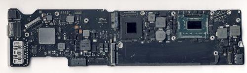 Материнская плата для ноутбука Apple Macbook Air 13 A1466 , 2012 , 820-3209-A , 661-6631