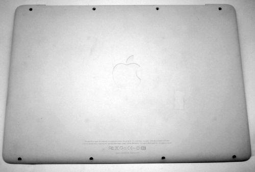 Нижняя часть корпуса для MacBook White A1342 922-9183