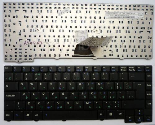 Клавиатура ноутбука Asus NSK-U1G0R, 9J.N2K82.G0R F3Jp, F3Jv, F3T