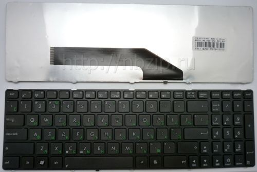 Клавиатура ноутбука Asus K50, K50C, K51, K61, P50, K70, F52