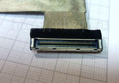 50.4JW09.001 Шлейф матрицы Lenovo IdeaPad B560, V560, V570