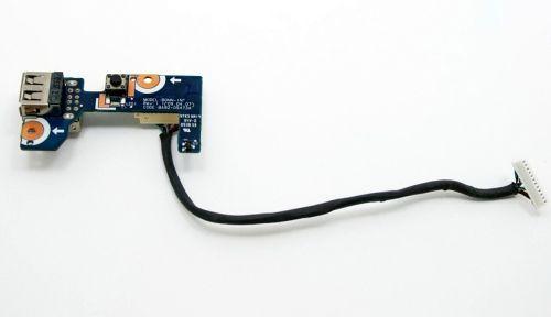 Плата включения с USB BA92-05473A Samsung R522, R720