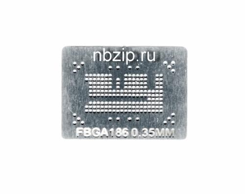 Трафарет прямого нагрева eMMC BGA 186 KMK3U000VM-B410