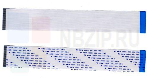 Шлейф плоский FFC шаг 0,5 60 пин , 200 мм тип B