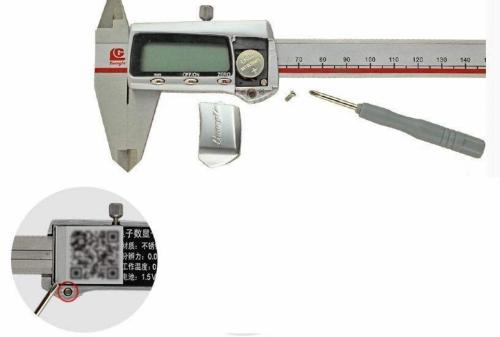 Электронный штангенциркуль , точность 0,01 . Магнитный датчик