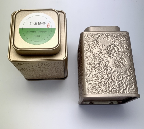 Чай зеленый улун элитный , Те гуань инь .Tie Guan Yin в банке 130 гр