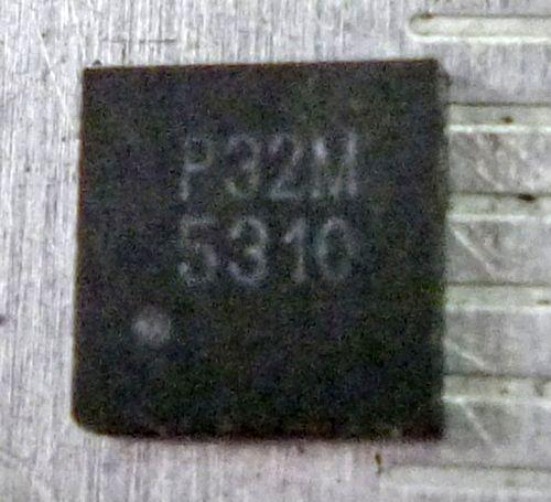G5310 ШИМ GMT QFN32 5*5mm