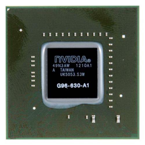 G96-630-A1 видеочип nVidia GeForce 9600M GT