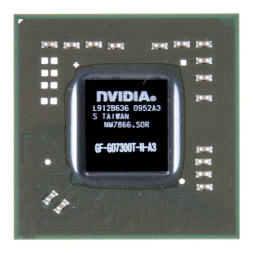 GF-GO7300T-N-A3 видеочип nVidia GeForce Go7300