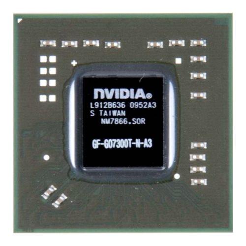 GF-GO7300T-N-A3 видеочип nVidia GeForce Go7300