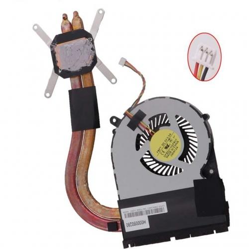 Система охлаждения Toshiba L875 L850D L855D L870D L875D C850 C855 C875 C870 C55-A-1HL C55