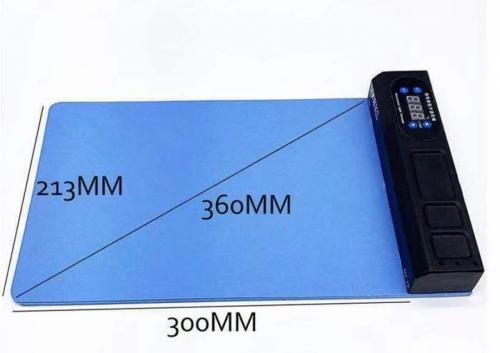 Нагреватель разделитель дисплеев планшет, ноутбук, телефон