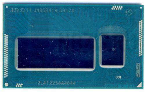 SR170 процессор Intel Core i5-4200U  Haswell