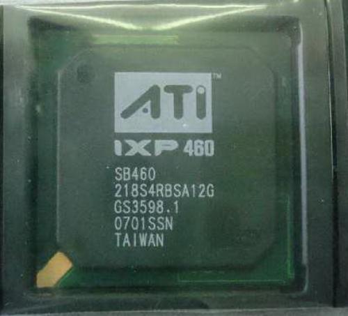 Южный мост - AMD(ATI) - 218S4RBSA12G IXP460, SB460