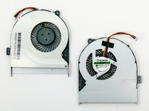 Вентилятор Asus K56, K56CA, K56CB, K56CM, K46, K46CM, K46SL