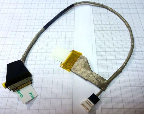 Шлейф матрицы Toshiba L600, L640, L645, C600,C630, C640