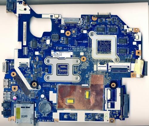 Материнская плата Q5WV8 LA-8331P Acer V3-551