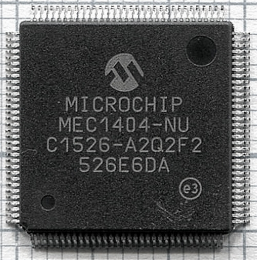 MEC1404-NU мультиконтроллер Microchip Technology