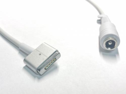 Переходник Apple MagSafe 2 на разьем Asus 5.5x2.5 мм с кабелем