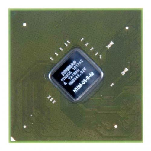 N10M-GS-B-A2 видеочип nVidia GeForce G210M