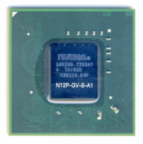 N12P-GV-S-A1 видеочип nVidia GeForce GT520M
