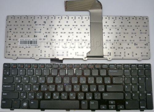 Клавиатура подходит к ноутбукам: Dell Inspiron N5110, M5110, M511R, 15R, XPS 17, L702X